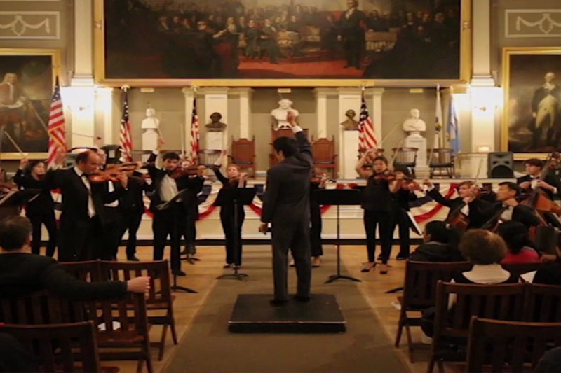 florence chamber orchestra of boston - photo#15